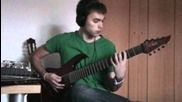 Skrillex - Kill Everybody ( Guitar Cover )
