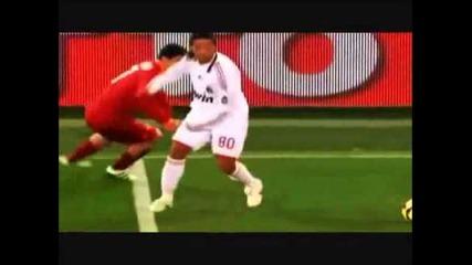 Ronaldinho The King