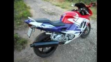 Honda cbr 600 f3!
