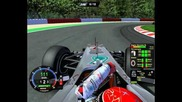 F1 2012 Mercedes Gp Race At Spa