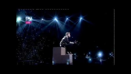 Ema Belfast 2011: Justin Bieber - Never Say Never & Mistletoe
