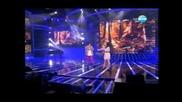 Стела и Мария x - factor Сама & I like 08.11.11