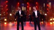 Ricky & Luke Sing El Tango De Roxanne