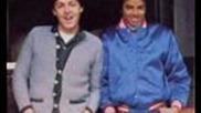Michael Jackson and Paul Mccartney - The Man