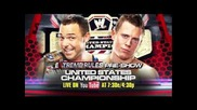 Extreme Rules - The Miz Vs Santino - United States Championship - promo