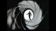 007 James Bond All Gunbarrels Fast!