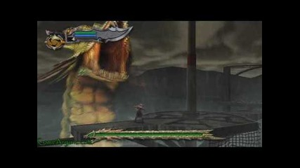 God of War [ps2][hd] - Part 3: The Hydra