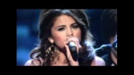 Selena Gomez & the Scene - A Year Without Rain (people's Choice Awards 2011) (hd)