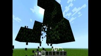 Miencraft - Ферма за брезово дърво!