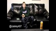 Cash Money's Caskey On Why He's Very Stoked About Christmas