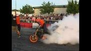 Christian Pfeiffer 3 @ Extreme Moto Stunt Show Automotoshow Larisa!!!