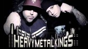 Sicknature - Violent Rage ft Heavy Metal Kings (ill Bill & Vinnie Paz) w/ Lyrics