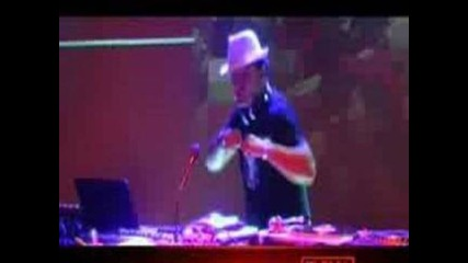 Dj Dian (deep Zone) - Live @ Buzludja Open Air (02.08.08)