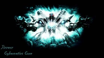 !!! Тъпо Заглавие !!! Jizzerz - Cybernetics Core (original Mix)