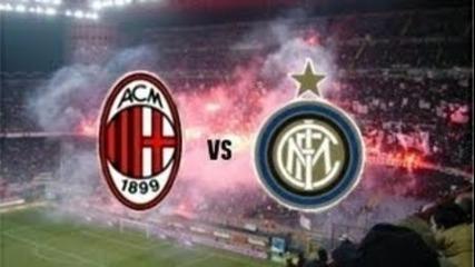 Милан - Интер 07.10.2012 Trailer
