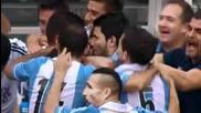 Меси с фамозен гол срещу Бразилия