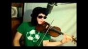 Цигулка Дъбстеп
