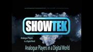 Showtek - Analogue players in a digital world