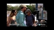 """Jennifer Lopez: """"i'm Into You"""" Music Video - Behind The Scenes"""