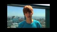 Justin Bieber wishes Selena Gomez a Happy Birthday!