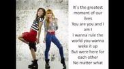 Bella, Thorne, Zendaya, Coleman, Shake, It, Up, Made, In, Japan, Lyrics, The, Same, Heart, Dance, L