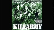 Killarmy - Silent Weapons For Quiet Wars [full Album]
