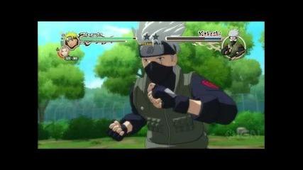 Naruto Shippuden: Ultimate Ninja Storm 2 Gameplay
