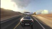 Trackmania 2 Canyon геймплей — част втора