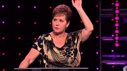 Joyce Meyer-seven Hindrances to Prayer – Pt 1