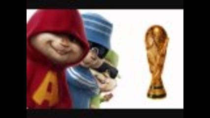 fifa world cup 2010 theme - alvin and the chipmunks version !