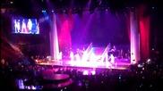 Stars Dance Tour: B.e.a.t - Selena Gomez (iggy Azalea cover included) Live in Vancouver.