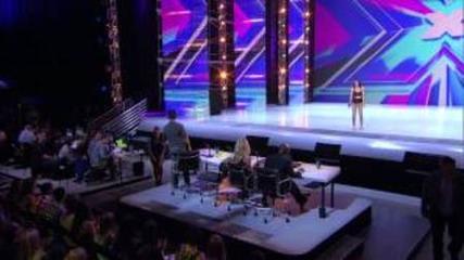 Участничка в X-factor разплака Деми Ловато