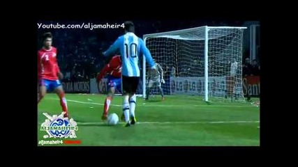 Messi is Messi 2012