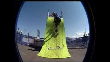 Mountainboarding Freestyle
