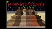 Minecraft 1.7.2 Излезе - Първото видео за него :p