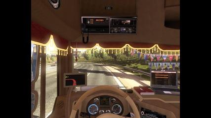 Euro Truck Simulator 2 My Gameplay