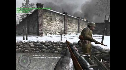 Call of Duty 2 - Мисия 1