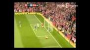 Бербатов пропуска на празна врата срещу Челси