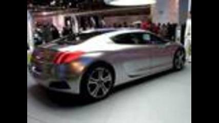 Peugeot Rc Concept, Paris Auto Show 2008