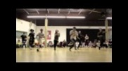 That's My Attitude choreography by Kyle Hanagami