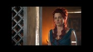 "Spartacus - Vengeance ~ Ep. 8 Scene Clip ""i Do Not Move To Threaten"""