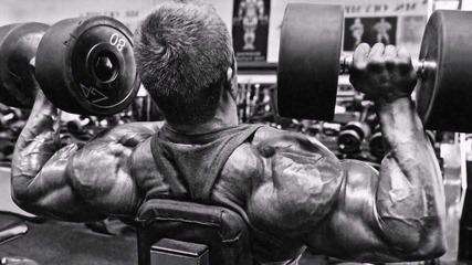 Бодибилдинг мотивация №1 | Bodybuilding motivation №1