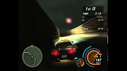 Последното състезание в Need For Speed Underground 2