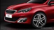 2014 Peugeot 308 Interiors And Exteriors