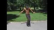 Dеmo de danse par Michael Moral (2008)