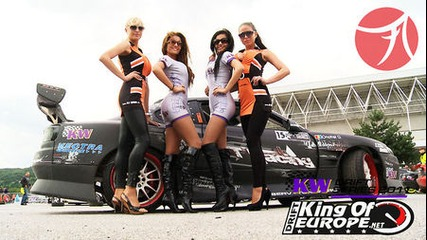 The Best of King of Europe Drift Series 2011 by Katana team videos