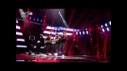 Hd Eurovision 2011 Sweden: Eric Saade - Popular (semi-final 2)