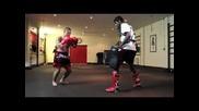 Улична Самоотбрана - Street Fight Training - Shaolin Street Fight