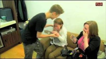 Justin Bieber Fans Get Surprise of a Lifetime