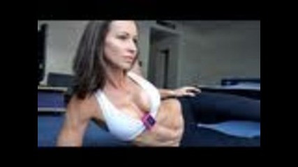 Beat Me In Burpees Challenge with Zuzana Light Bodyrock.tv